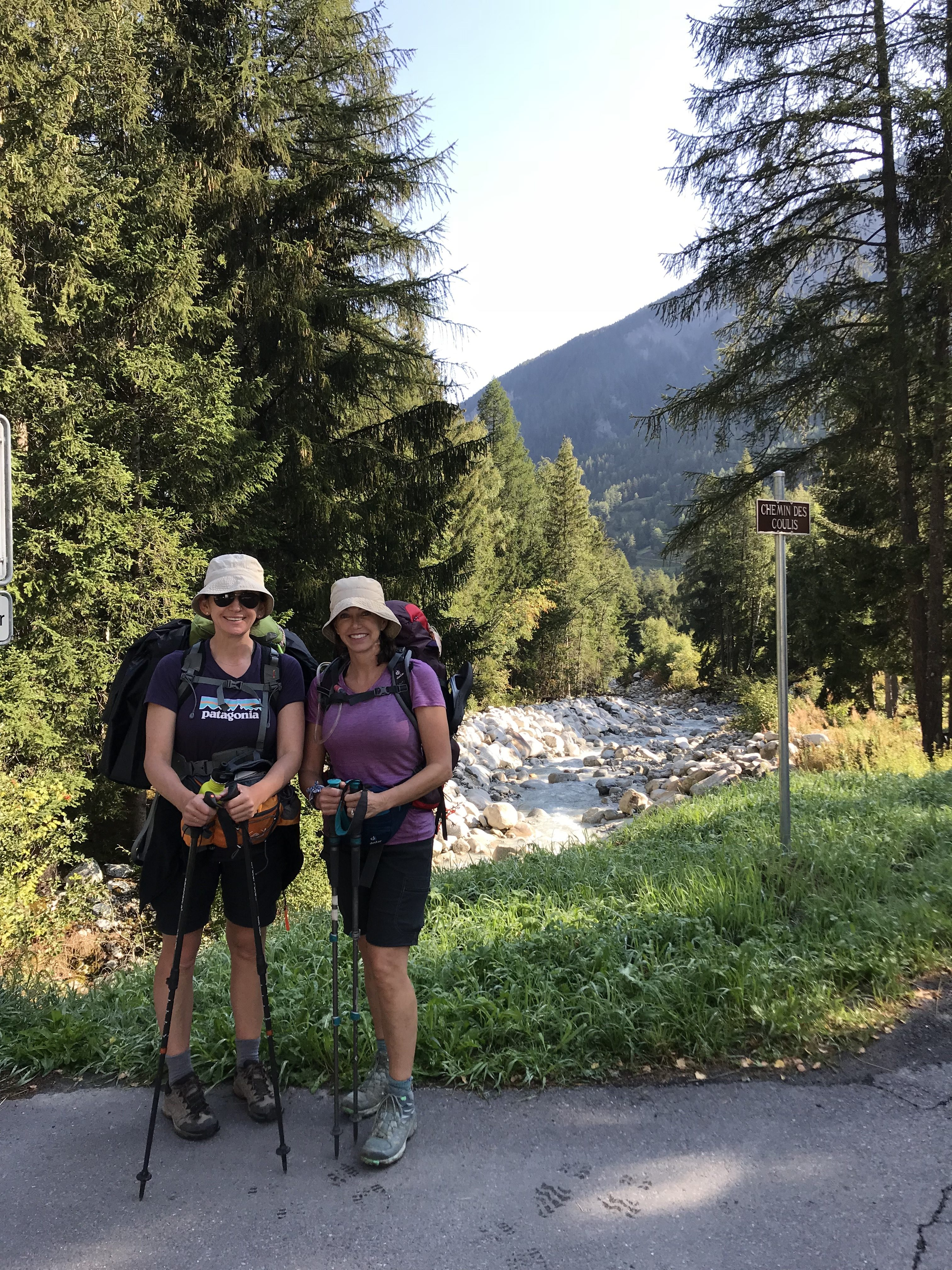 TMB Day 7  Hotel Edelweiss – La Fouly to En Plain Air – Champex Lac