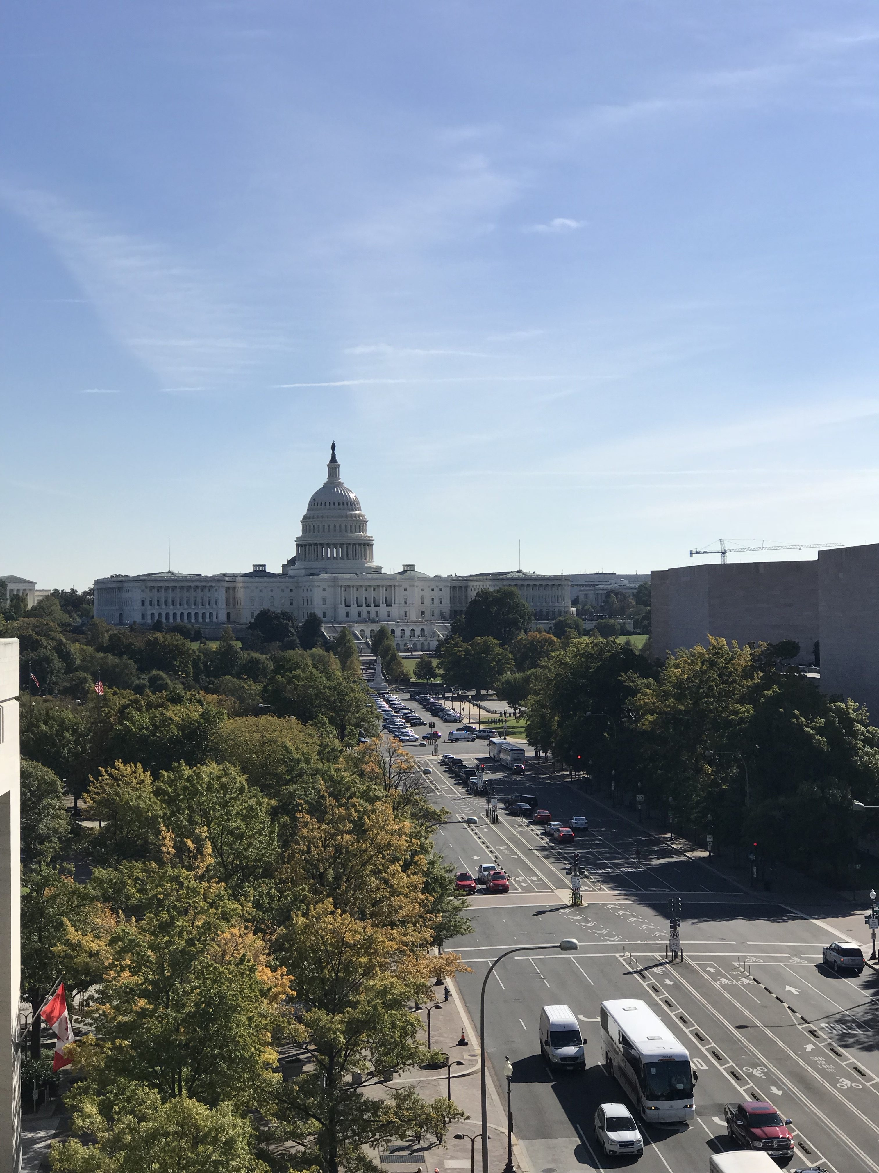 A Day in D.C.