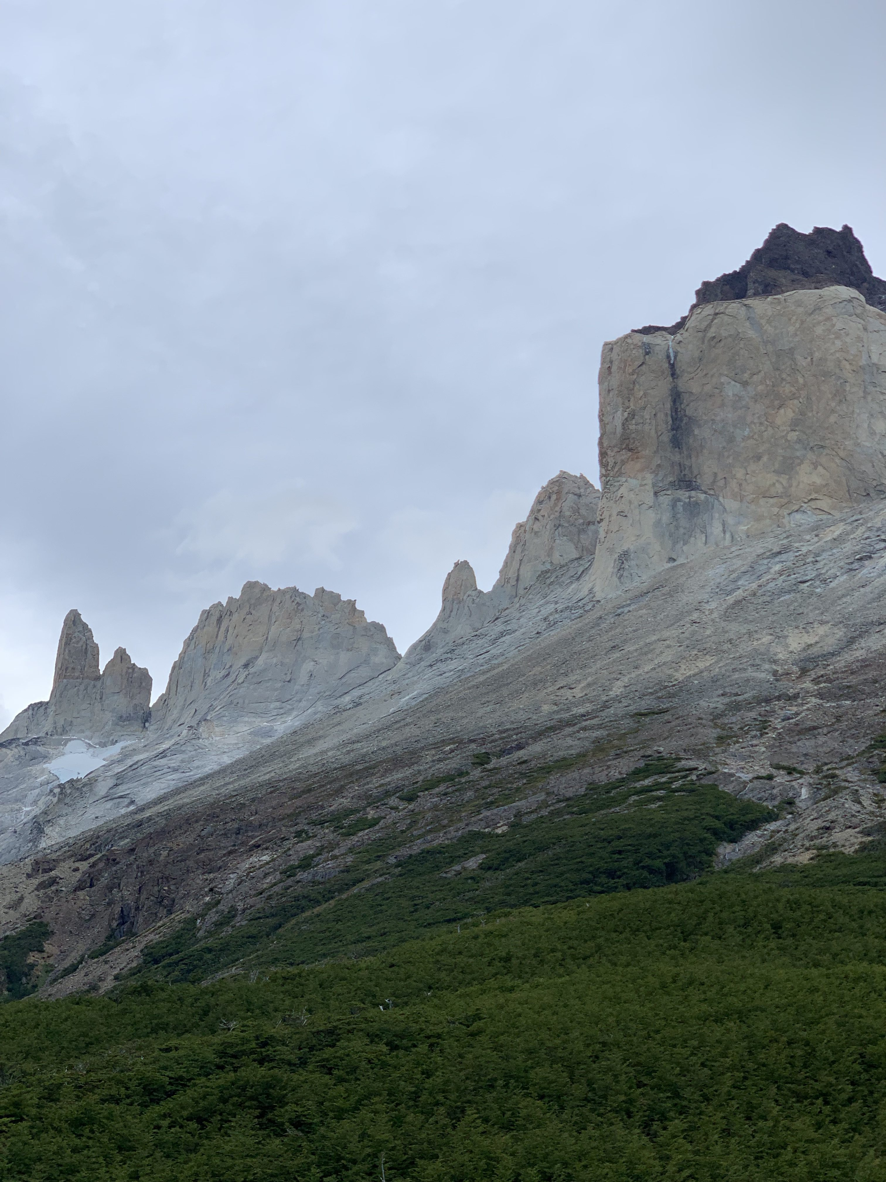 Day 2 of The W Trek Patagonia Torres del Paine National Park