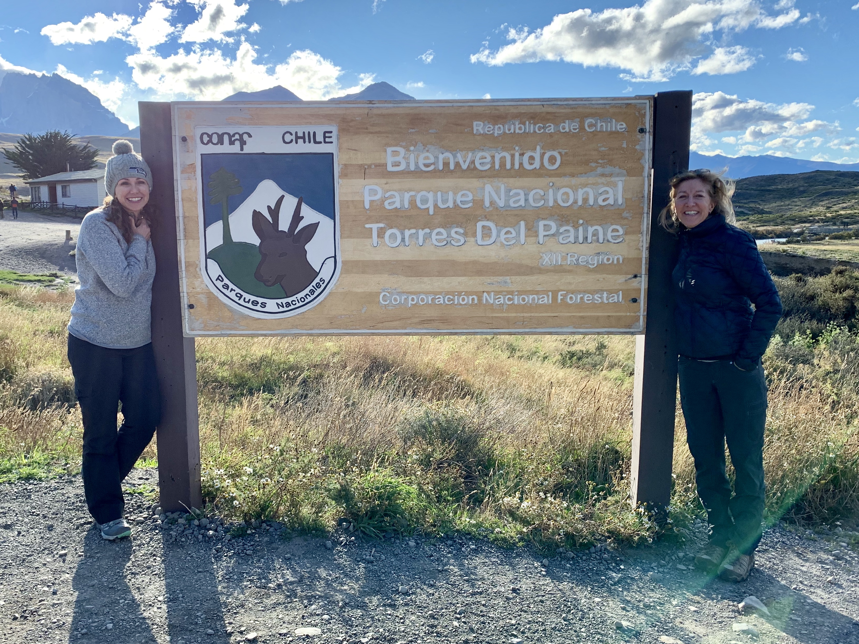 Arrival to Torres del Paine and Day 1 of The W Trek